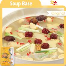 2015 mejor producto condimento base de sopa de polvo de olla caliente cubo de caldo
