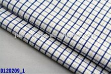 Polyester/Cotton shirt fabric textile