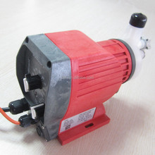 0.74-25.2LPH, 16-1bar, ProMinent High Precision Metering Pump with PVDF Dosing Head