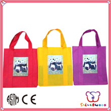 ISO 9001 Factory best selling recycled pet non woven shopping bags