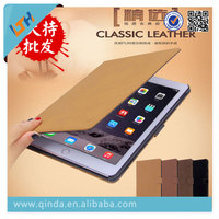 Hot 2015 Newest top quality table cover Leather Case For Ipad Pro leather Case with shock resistant