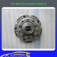quad atv parts,cf moto clutch,dr pulley clutch cf moto 500 part NO: 0180-054000