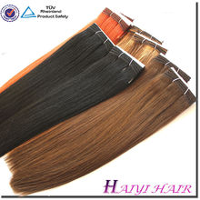 Wholesale Price Factory Direct Remy Human Hair Weft Color 350