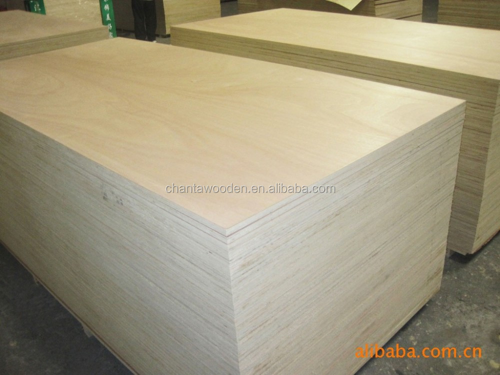 Best quality 12mm 15mm 18mm furniture grade b2 grade birch for Furniture grade plywood