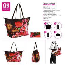 Animal Shaped Nylon Foldable Bags Cosmetic Bag Nylon