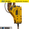 CE certification hydraulic breaker hammer with chisel 140mm