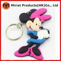 caliente la venta de forma personalizada de mickey mouse llaveros