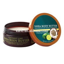 Coconut Lime Shea Body Butter with Coconut Lime Extracts 7 oz (198 g)