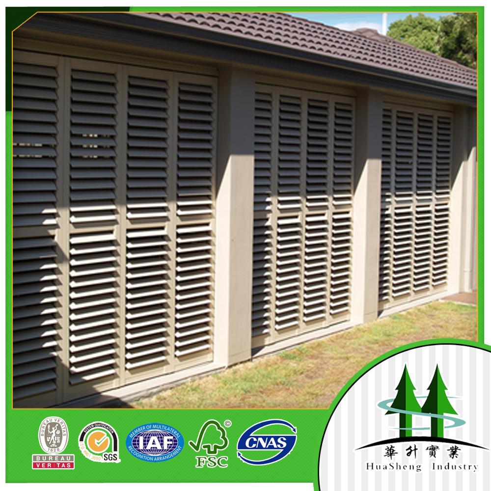 Modern good quality aluminium interior security window shutters buy window shutters aluminium for Interior window security shutters