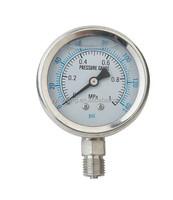 Stainless Steel oil Filled Pressure Gauge