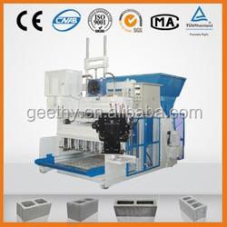FOB Qingdao Price ____QMY12-15 mobile block making machine electric power
