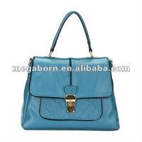 Customized elegant design European style tote bag fashion women bag
