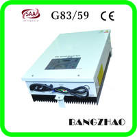 small photovoltaic system 4kw pure sine wave on grid power inverter