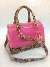 2014 Fahion Jelly Bag for Woman, Wholesale Cheap Jelly Bags Made in China
