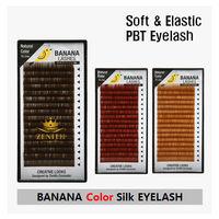 Natural color top quality individual Eyelash