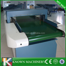 Used for clothing factory needle detector machine,garment needle detector
