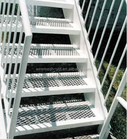 low carbon steel expanded metal safety grating