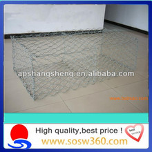 gabion box stone cage(professional manufacturer,best price and good quality)