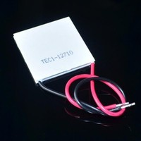 Trade Assurance Gold Supplier 5pcs TEC1-12710 DC12V 10A Thermoelectric Cooler Peltier 40*40*3.2MM Best prices! TEC1 12710
