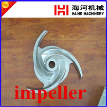 ISO9001:2008 foundry customized Manufacturer investment casting stainless steel impeller