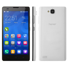 Original huawei phone 5 inch 1280*720 Android 4.4 4G Kirin 910 Quad Core 1.6GHz 2GB RAM 16GB 8.0MP Camera huawei honor 3C