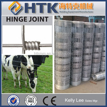 (7/113/15/50)Hot Dipped Galvanized Metal Cattle Fence