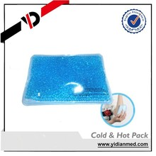 gel beads hot cold pack Cold Ice Patches Fever Headache Pain Relief