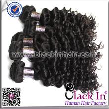Bleachable And Dyeable 100% human afro kinky braiding hair double drawn brazilian