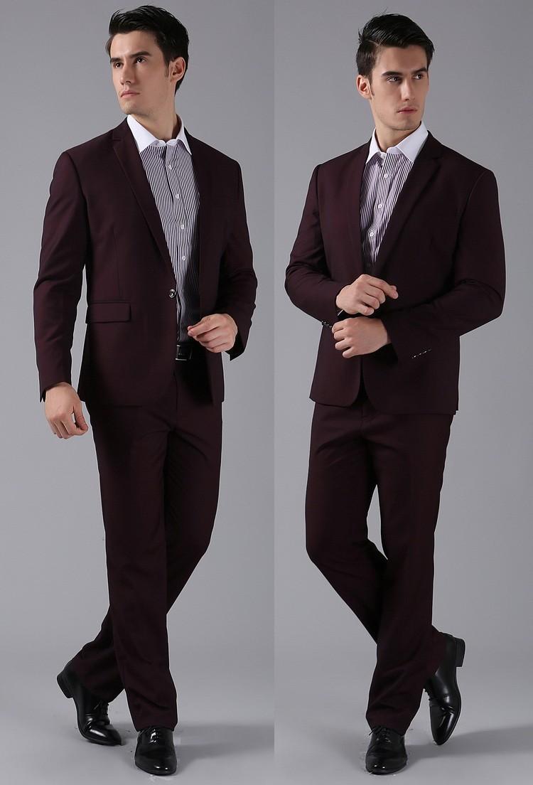 HTB1flNqFVXXXXXTXXXXq6xXFXXXN - (Jackets+Pants) 2016 New Men Suits Slim Custom Fit Tuxedo Brand Fashion Bridegroon Business Dress Wedding Suits Blazer H0285