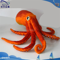 50cm 30cm emulation cotton simulate octopus plush toy Manufacturer stuffed Octopi soft toy