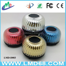 Portable Wireless Bluetooth Speaker Handsfree Calls LMD-D003