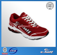 2015 passion hot red pop trekking shoe