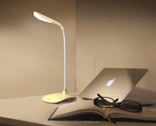 Foldable LED table lamp touch dimming eye protective USB port 60mins timer LED desk lamp