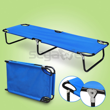 Bed-Outdoor-Portable Military Cot Sleeping Hiking Travel