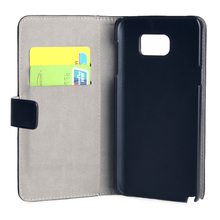 PU leather phone case for Samsung Galaxy Note 5