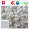 FR 5VA PC plastic raw material prices, flame retardant polycarbonate for injection plastic wall socket