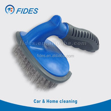 plastic pp car wheel wash brush