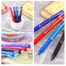 High quality and Easy to use frixion ball ballpoint pen for daily use erasable roller ball pen