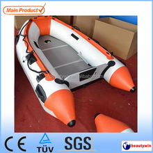 inflatable cheap nice fishing boat for sale