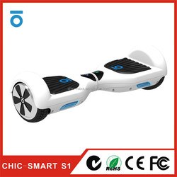 chic smart self balancing scooter , chic smart