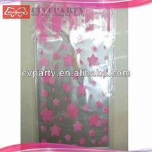plastic packaging bag for candy small themed party loot bag