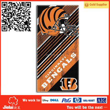 100% cotton printed bengal beach towel