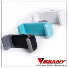 vesany high quality compatitive price fashionable mini air vent mount holder for samsung galaxy S4 S5 note 3