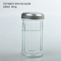 68ml 85ml 150ml 300ml 400ml spicy canister/chili cruet jar