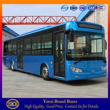 Luxury Low Floor BRT City Bus