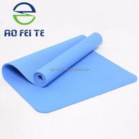 As Seen on TV Best Selling 8mm Thick PVC Yoga Mat, Custom Wholesale Yoga Mats