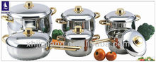 Chinese professional stainless steel cookware supplier in Jiangmen