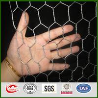 anping chicken fence of hexagonal wire mesh,chicken wire mesh----CIQ BV SGS certificate