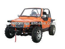 EEC and EPA approved 800cc 4X4 Jeep