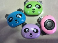 mini panda animal shape mp3 player working with memory card